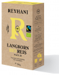 BIO Fairtrade Langkorn Natur 750g